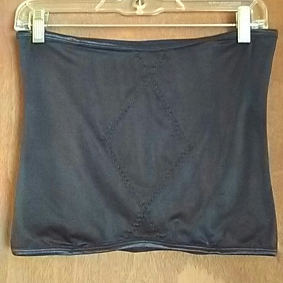 7986184131cbb Black Hanes Waist Cincher Trainer Shapewear XL